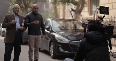 Ahmed Makki in the scenes of the series Choice 2