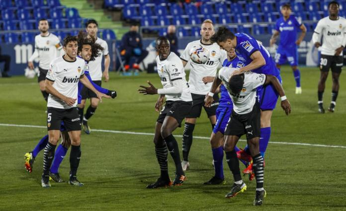Getafe vs Valencia (1)