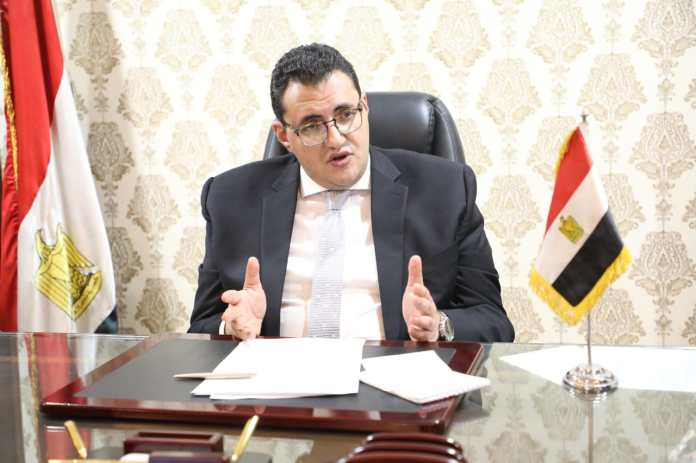 Dr. Khaled Mujahid, spokesman for the Ministry of Health