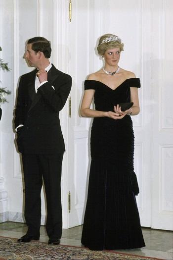 الأميرة ديانا 1987