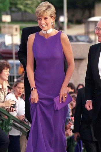 الأميرة ديانا 1996