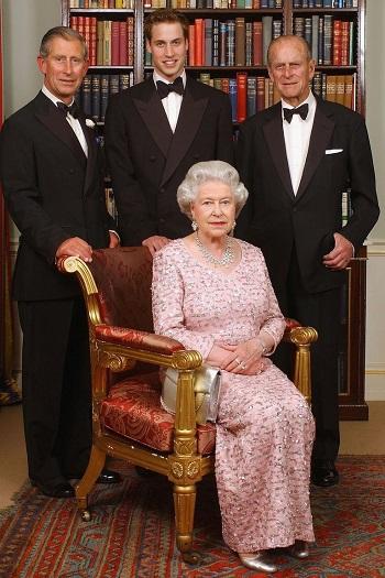 الملكة اليزابيث 2003