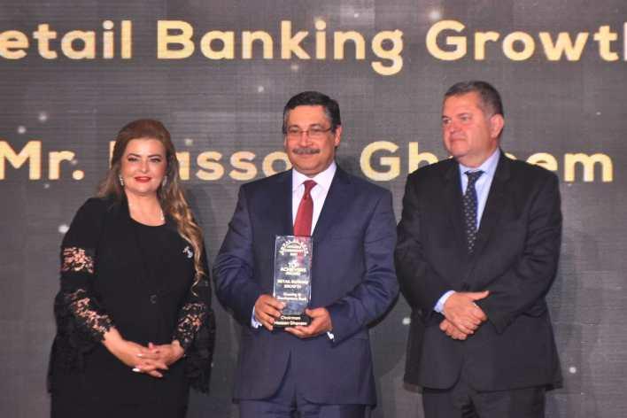 بنك التعمير والإسكان يحصد جائزتين في احتفالية قمة مصر للأفضل