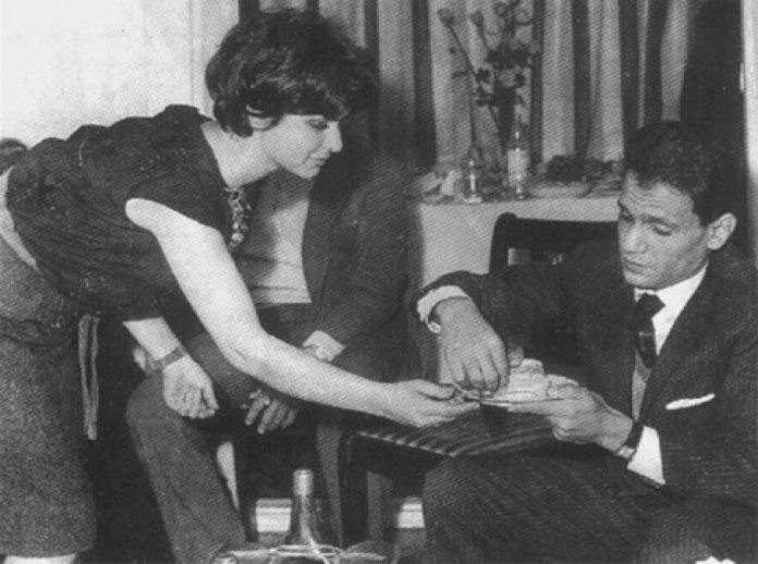 Abdel Halim Hafez and Souad Hosni