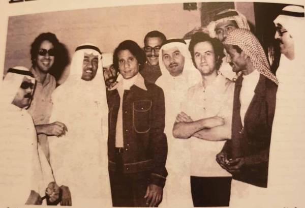 Abdul Halim Hafez in Saudi Arabia
