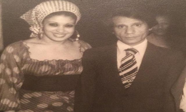 Abdel Halim Hafez and Fifi Abdo