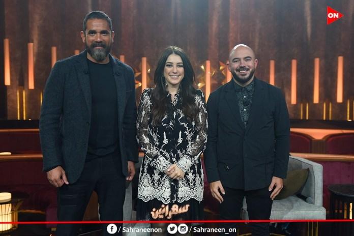 Kinda Alloush, Asseily and Amir Karara