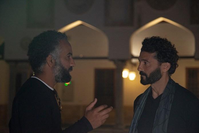 Khaled Al-Nabawi and Tamer Ashry