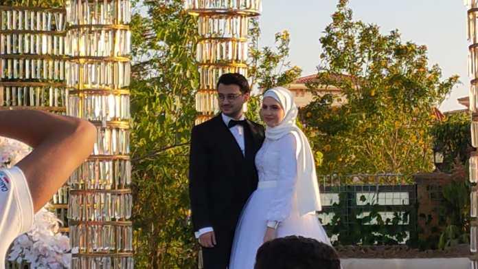 The wedding of the vocalist Mustafa Atef 11 (1)
