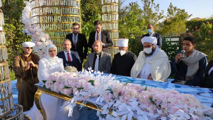 The wedding of the vocalist Mustafa Atef 11 (5)