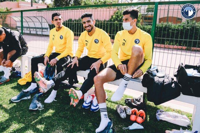 The smile of Mohamed Farouk