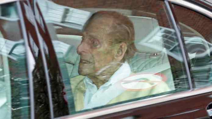 Prince Philip last appearance (1)