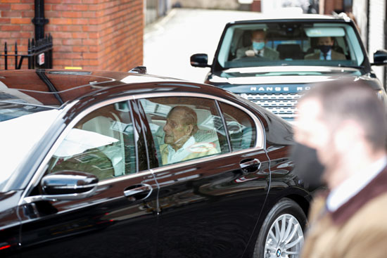 Prince Philip last appearance (2)