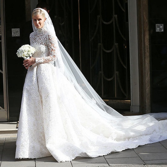 Wedding dresses (11) are inspired by Kate Middleton's dress