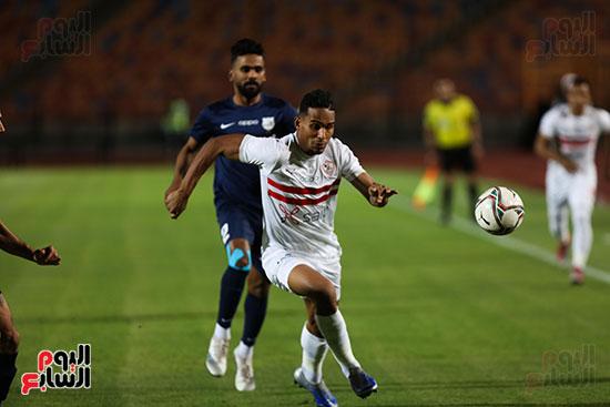 Zamalek and Wanbi match (4)