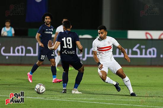 Zamalek and Wanbi match (10)