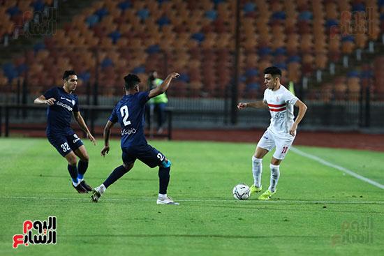 Zamalek and Wanbi match (17)