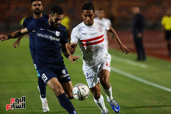 Zamalek and Wanbi match (6)