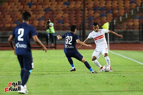 Zamalek and Wanbi match (20)