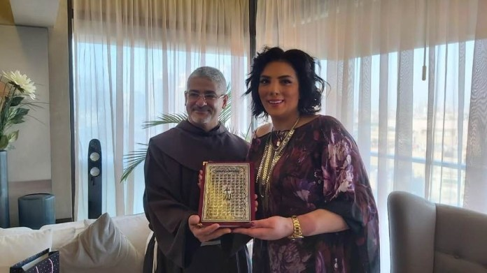 The Catholic Center visits Houria Farghali (3)