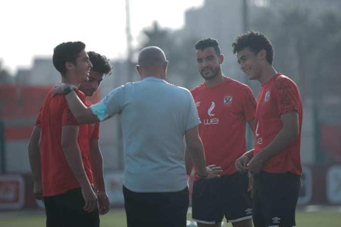 Al Ahly Training (11)