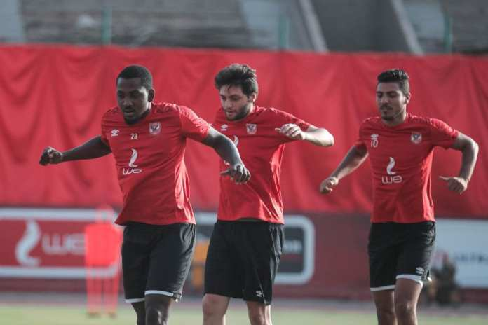 Al Ahly Training (7)