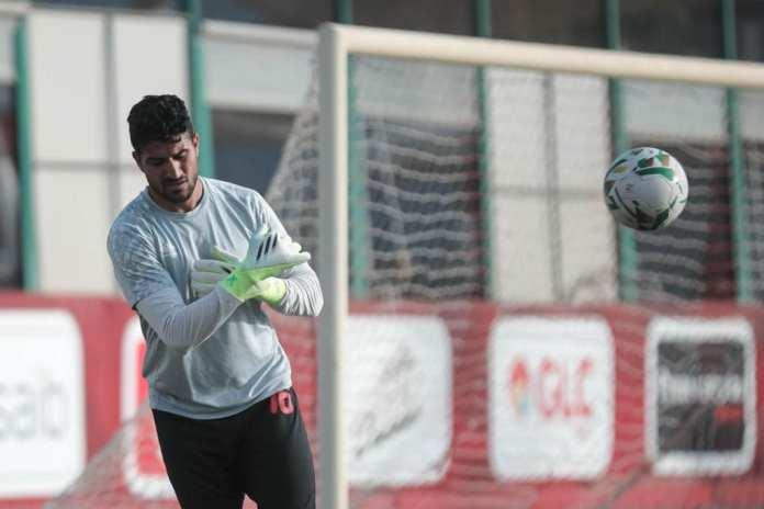 Al Ahly Training (5)