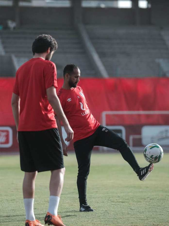 Al Ahly Training (12)