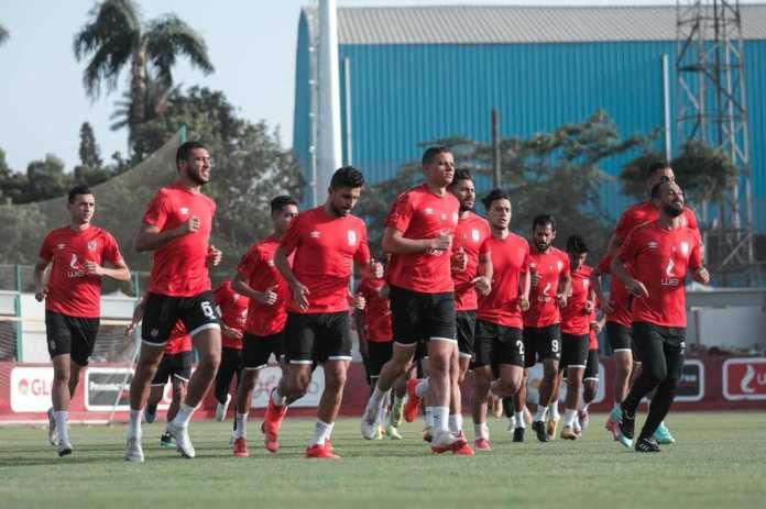 Al Ahly Training (1)