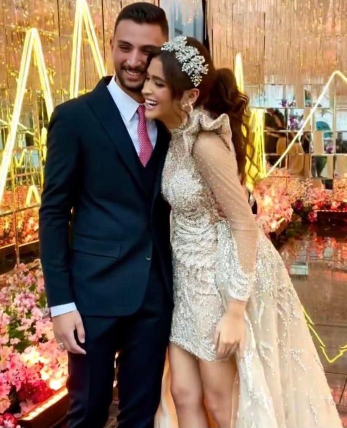 El-Hadary's daughter's wedding (3)