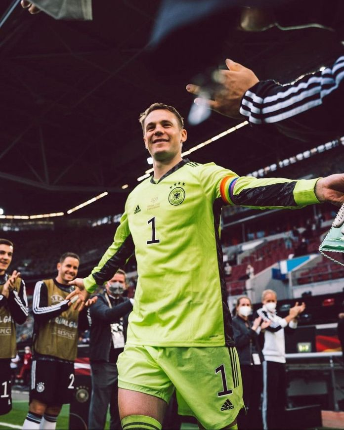 A tribute to Manuel Neuer