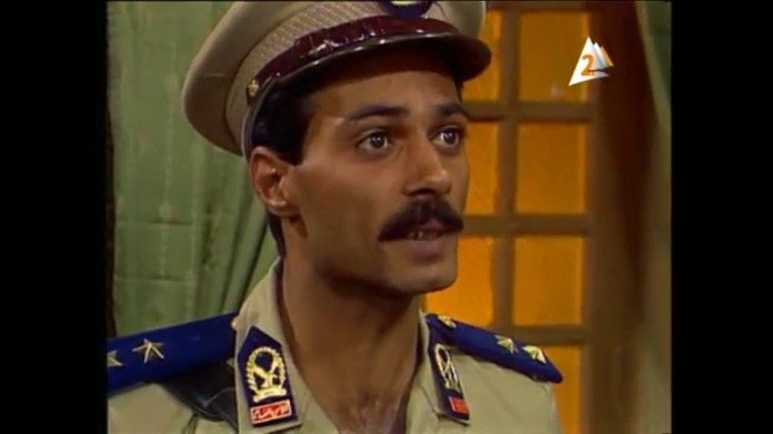 Abdullah Mahmoud from the series