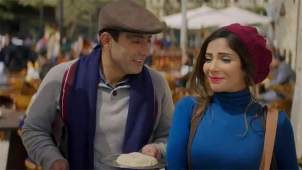 Mona Zaki and Ahmed El Sakka (2)