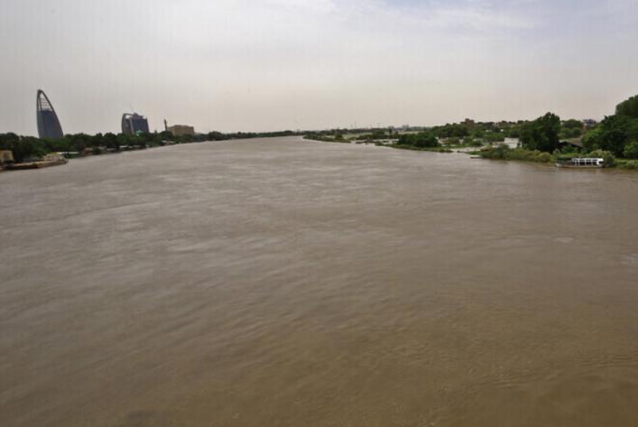 النيل في السودان