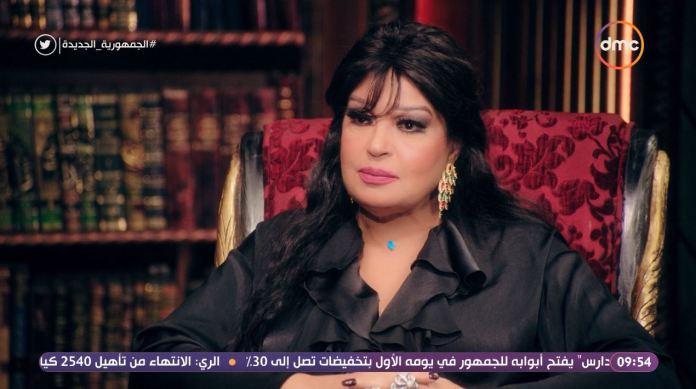 The star, Fifi Abdo