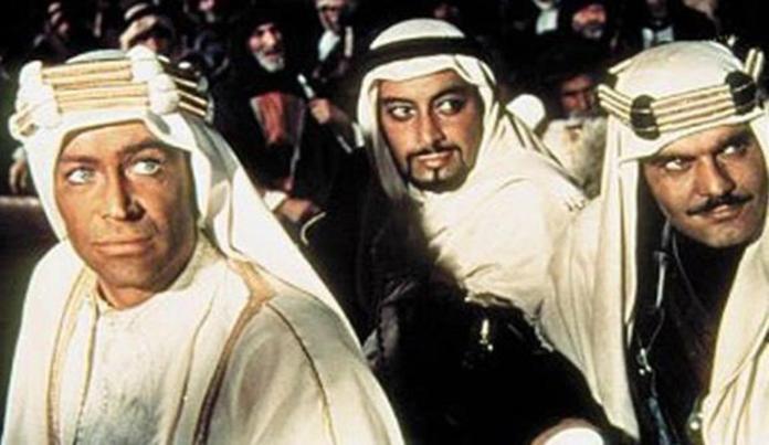 Jamil Ratib in the movie Lawrence of Arabia