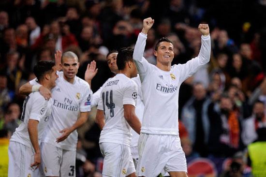 أخبار ريال مدريد ضد فولفسبورج الملكى سجل 28 هدفا فى أول 20 دقيقة على البرنابيو نادي ريال مدريد