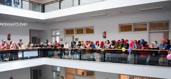 السبورة برامج جديدة للتعليم المفتوح بـ3 كليات بجامعة دمنهور