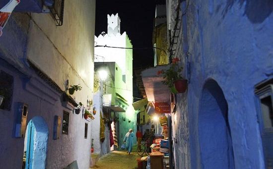 شفشاون المغربية ـ مدينة مغربية ـ جمال المغرب (2)