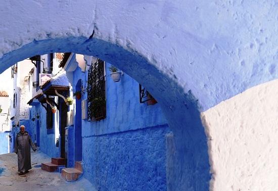 شفشاون المغربية ـ مدينة مغربية ـ جمال المغرب (11)