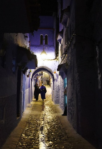 شفشاون المغربية ـ مدينة مغربية ـ جمال المغرب (16)