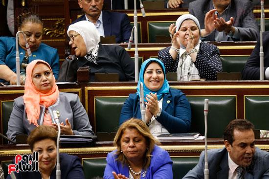 الجلسة العاملة لمجلس النواب (5)