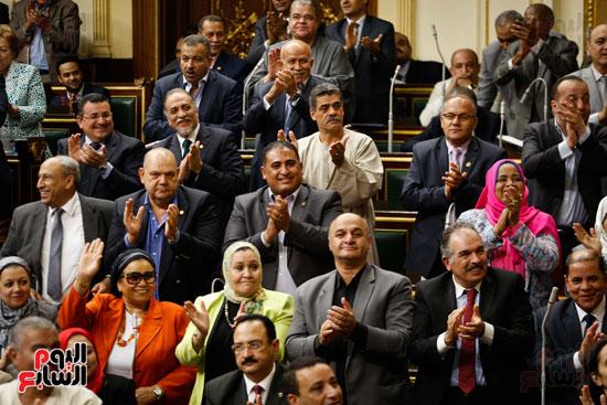 الجلسة العاملة لمجلس النواب (10)