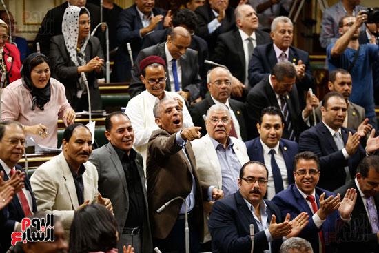 الجلسة العاملة لمجلس النواب (11)