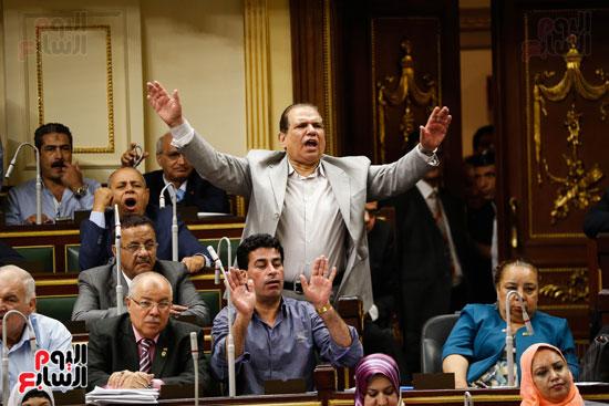 الجلسة العاملة لمجلس النواب (14)