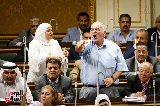 الجلسة العاملة لمجلس النواب (20)