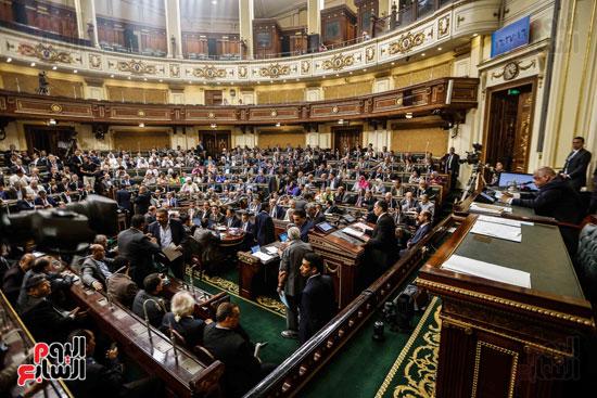 الجلسة العاملة لمجلس النواب (21)