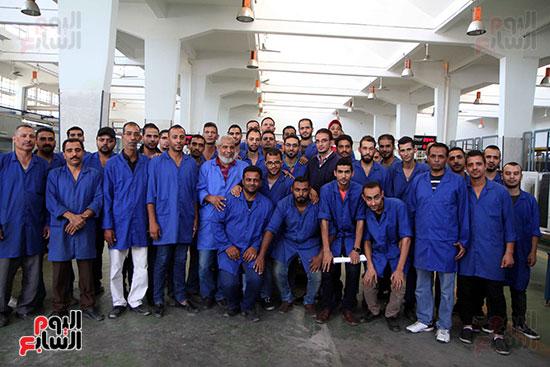 خط إنتاج، التكييف المصرى، جالينز ، مصنع 360 الحربى (25)