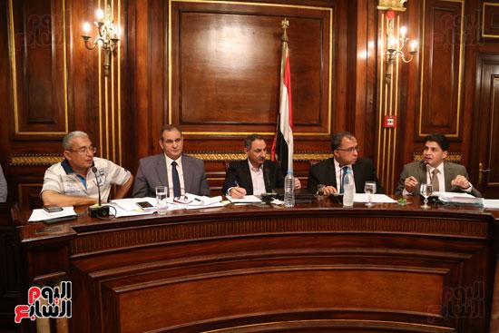 لجنة تقصى حقائق القمح (1)