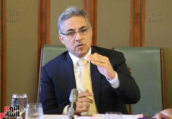 1-(2)لجنة الإدارة المحلية بالبرلمان